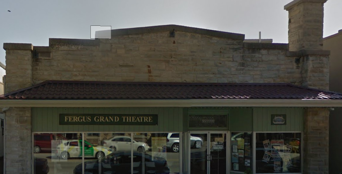 Fergus Grand Theatre (Exterior)